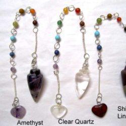 Chakra Pendulums