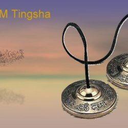 7 metal OM tingshas