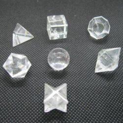 7 Platonic Crystals