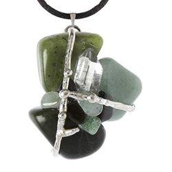 Good Luck Gemstone Amulet by Seeds of Light