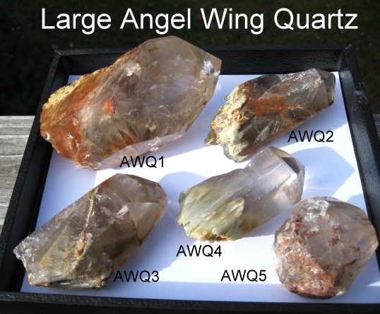Angel Wing Phantom Crystals