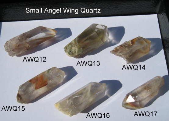 Angel Wing Phantom Quartz