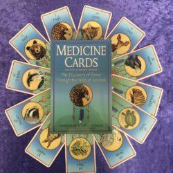 Medicine Cards Divination System