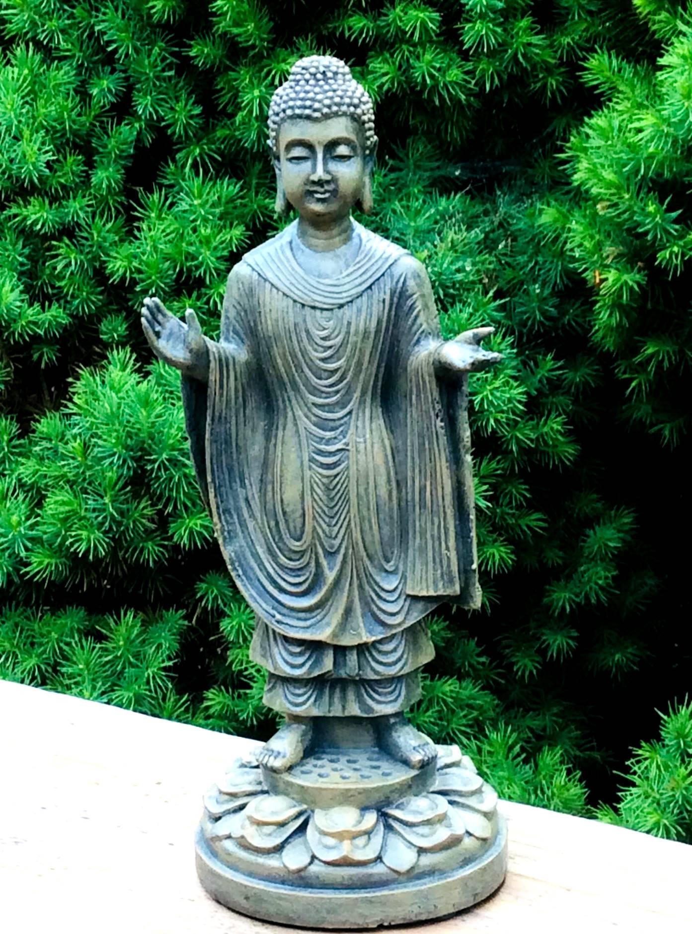 Blessing Buddha at MVC