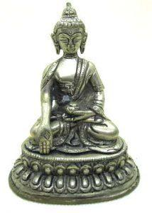 Brass Buddha Mudra