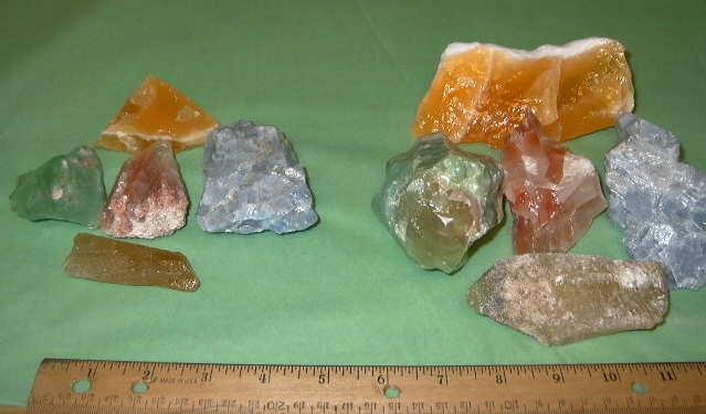 Calcite Group