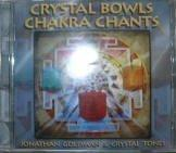 Crystal Bowls Chakra Chants CD