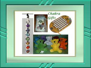 Chakra Energy Gifts