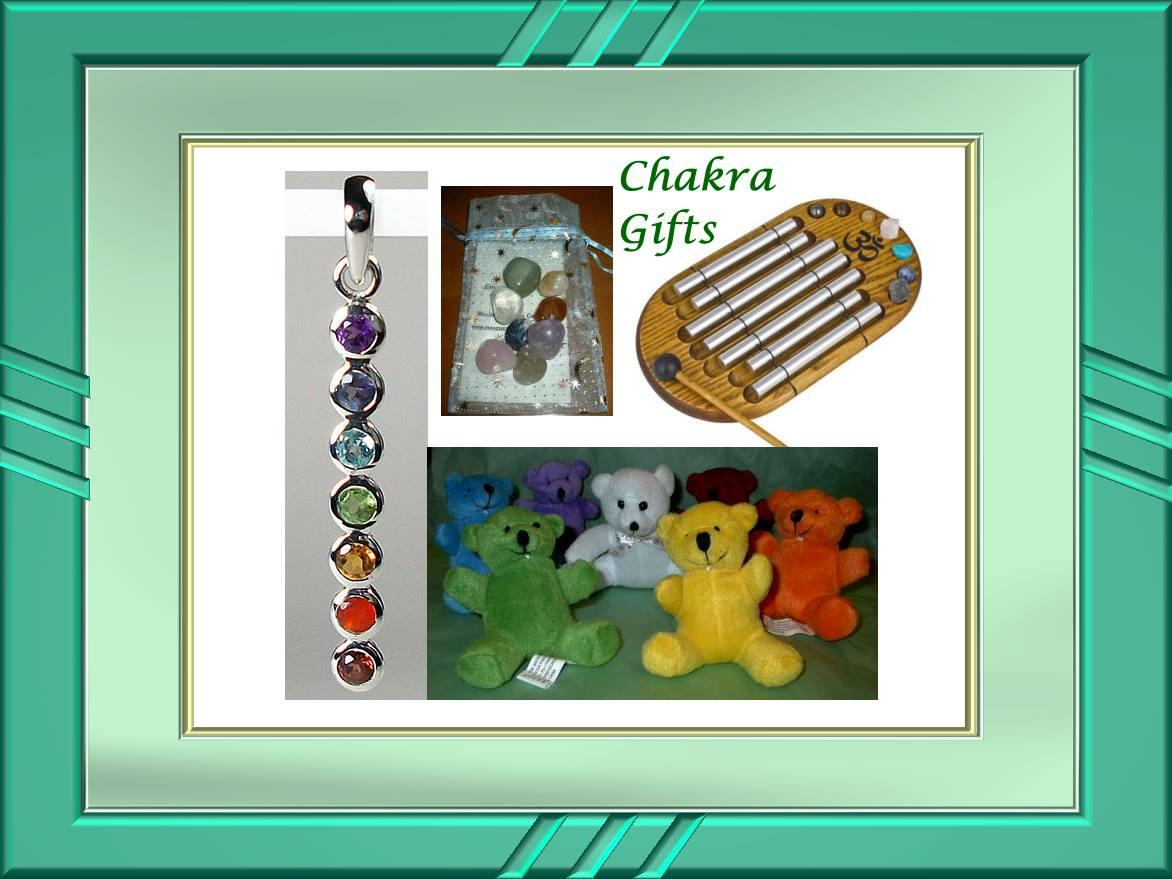 Chakra Gifts at Mountain Valley Center.com