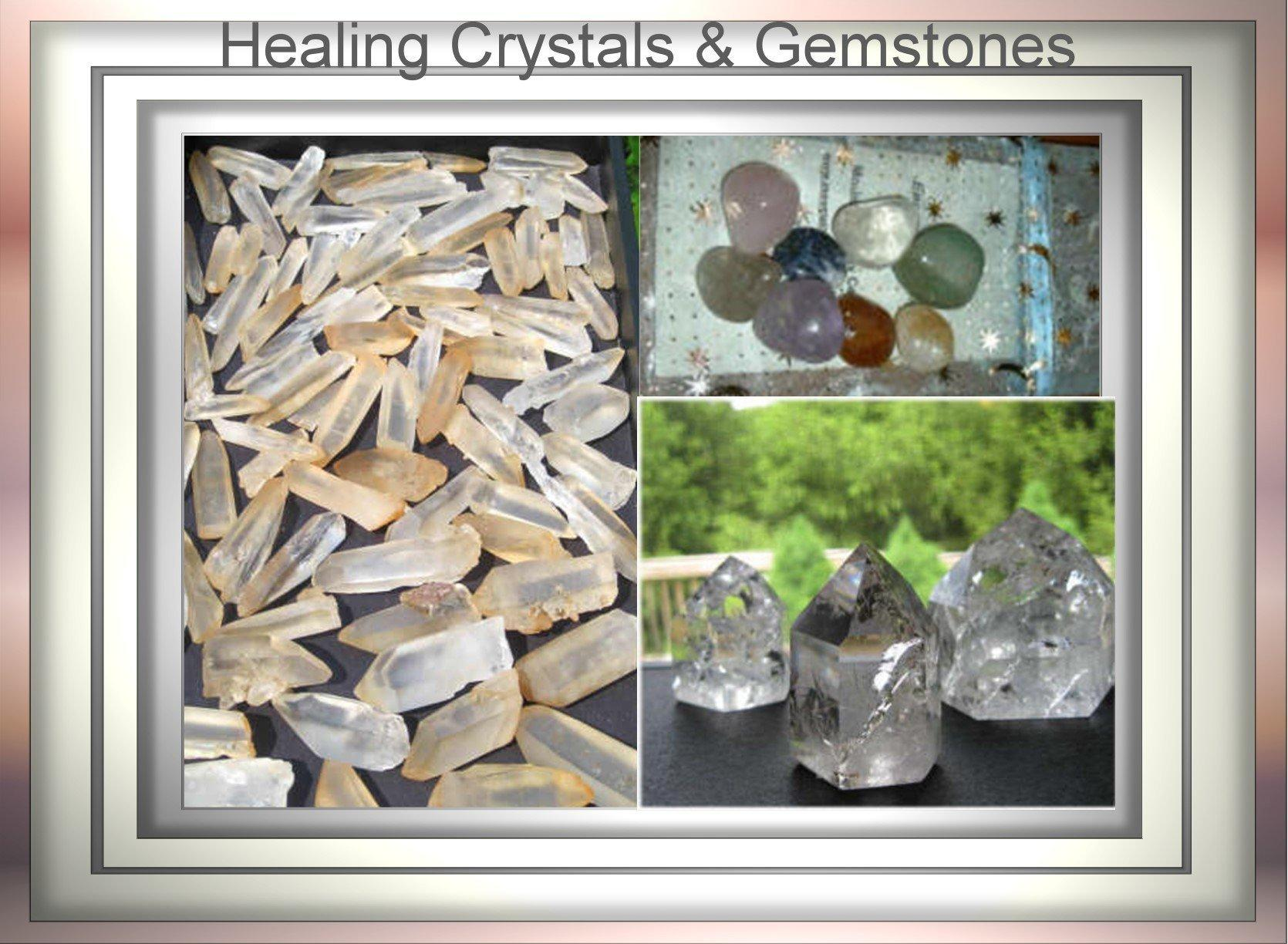 Healing Crystals at Mountain Valley Center.com