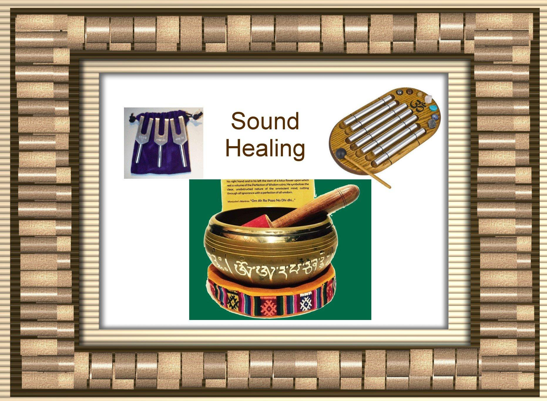 Sound Healing Gifts - Singing Bowls, Tuning Forks, Chimes