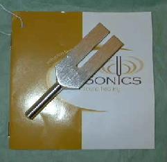 crystal tuner tuning fork
