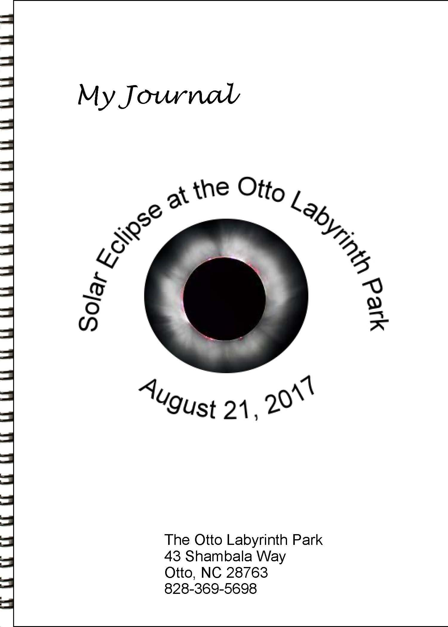 Eclipse Journal for the Otto Labyrinth Park