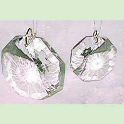 feng shui octagonal crystal