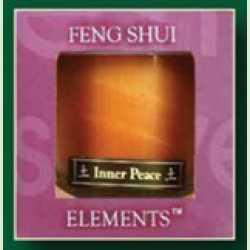 Earth - Inner Peace Feng Shui Candle