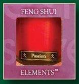 Fire- Passion Feng Shui Candle