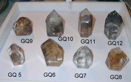 Garden Quartz - Landscape Quartz Crystal