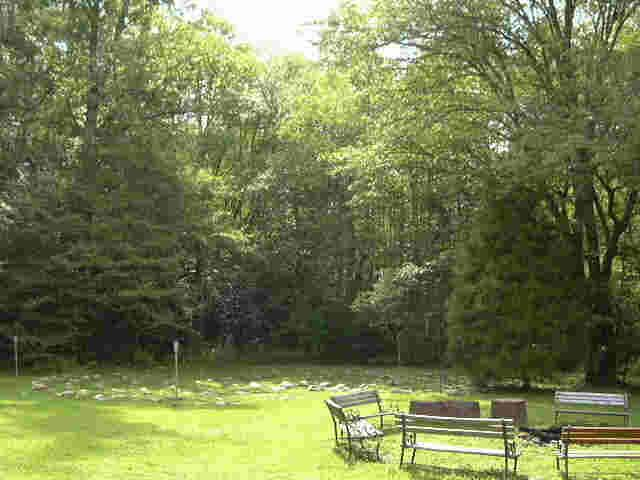 Otto Labyrinth Park, Otto, NC