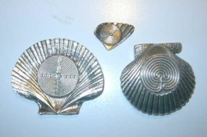 pewter shell labyrinth