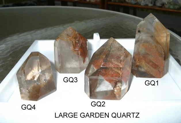 Chlorite Garden Quartz
