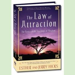 Law of Attraction book by Ester and Jerry Hicks