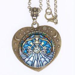 Sailor Moon Mandala Love Pendant