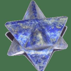 Lapis-Lazuli Merkaba