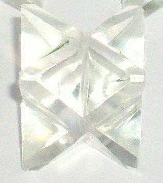 Quartz Crystal Merkaba