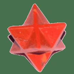 Red Jasper Merkaba