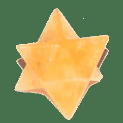 Yellow Aventurine Merkaba