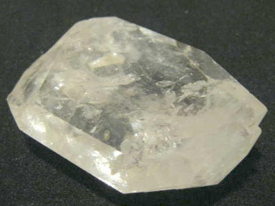 Tabby, Left Activation, Devic Quartz Crystal