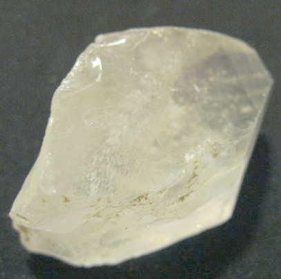 Etched, Self Healed, Devic Quartz Crystal