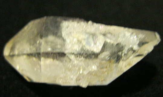 Double Terminated, Abundance Quartz Crystal
