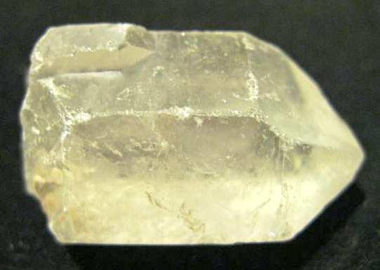 Dolphin Quartz Crystal