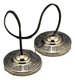 7 metal OM tingsha