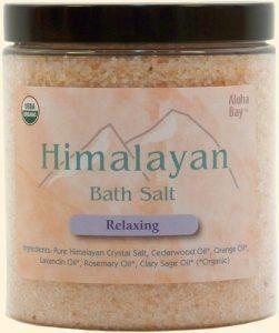 Relaxing Himalayan Bath Salts