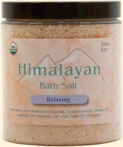 Relaxing Himalayan Bath Salts