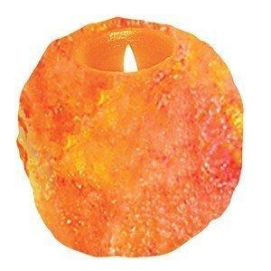 Tea Light Candle Salt Lamp