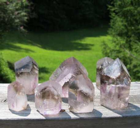 Amethyst Crystals and Cathedrals - Mountain Valley Center