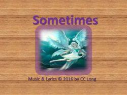 Sometimes - Vidoe and MP3