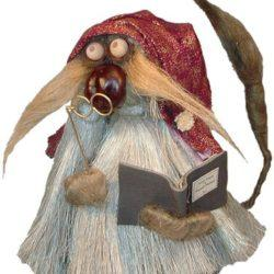 Story Teller Troll - Often seen in evenings, when small groups of all ages will gather