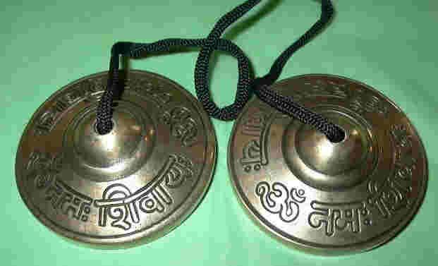 Tibetan tingshas