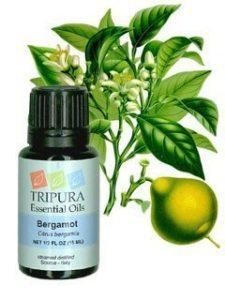 Tripura Bergamot Essential Oil