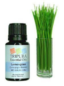 Tripura Lemongrass Essential Oil