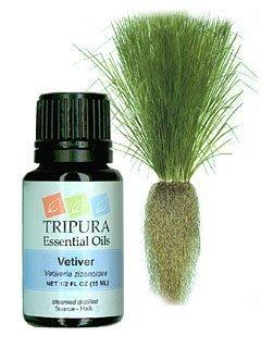 Tripura Vetiver Essential Oil