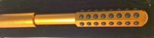 Golden Scalar Energy Wellness Roller