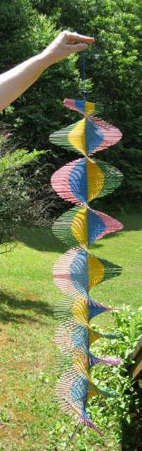Bamboo Wind Spinner