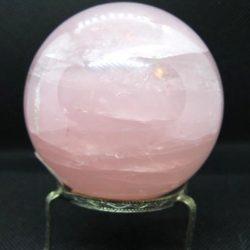RS2 - Rose Quartz Sphere