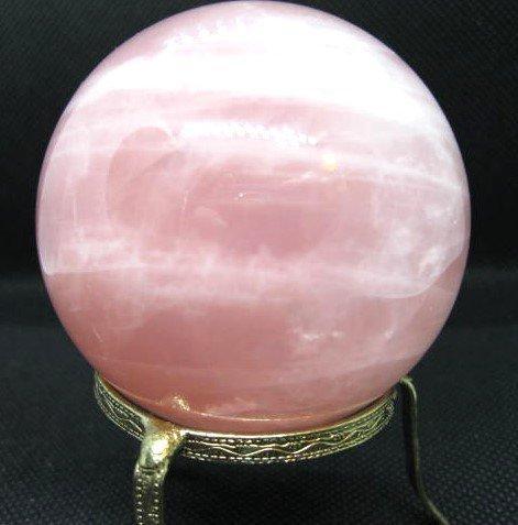 RS3 - Rose Quartz Sphere