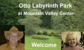 Otto Labyrinth Park at Mountain Valley Center